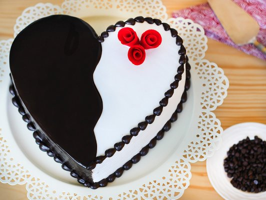 Sweetheart Cake Cheif Special