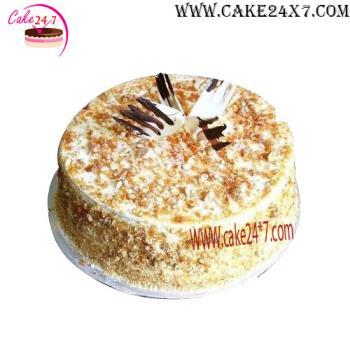 Butterscotch Luxury Cake