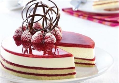 Strawberry Cheese CakeCold