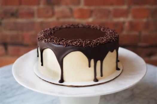 Chocolate Caremal cake