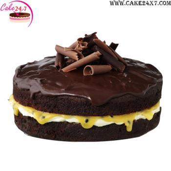 Devine Chocolate Cake