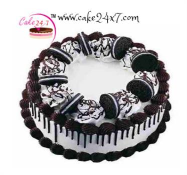 Black Forest Oreo Cake