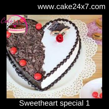 Sweetheart special 1