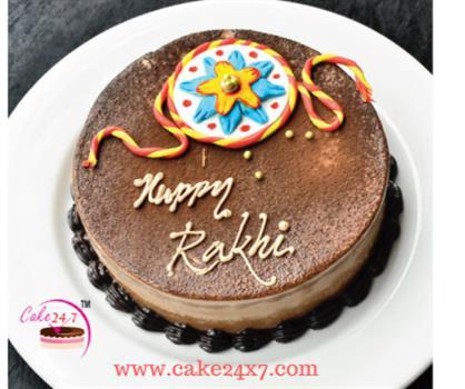 Rakhi Special Cake