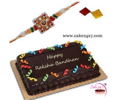 Rakhi Special Chocolate Truffle