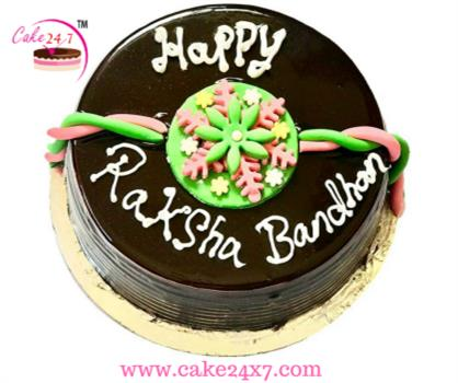 Special Rakhsha Bandhan Cake
