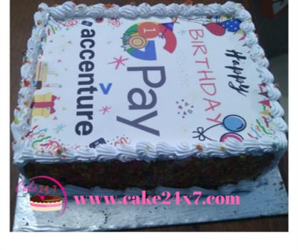 Photo Cake Delivery In Vaishali Sector 4 Ghaziabad