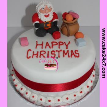 Christmas Cake Delivery In Shopprix Mall Vaishali Ghaziabad