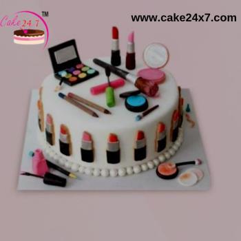 M.A.C Makeup Cake