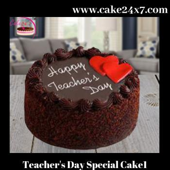 Teacher's Day Special Cake1