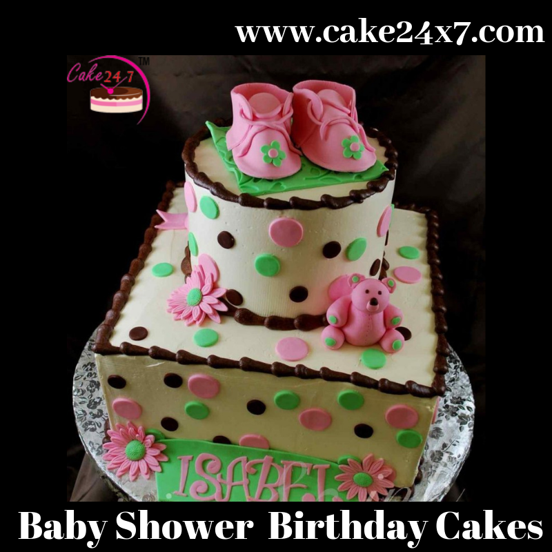 Fine Baby Shower Birthday Cakes Funny Birthday Cards Online Amentibdeldamsfinfo