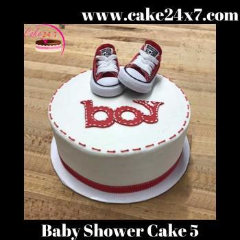 Baby Shower Cake 5