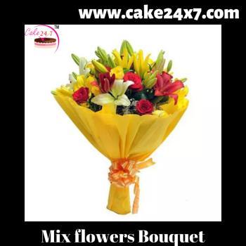 Mix flowers Bouquet