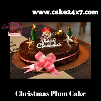 Christmas Plum Cake1