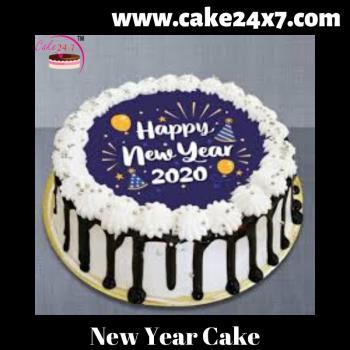 New Year Cake1