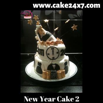 New Year Cake 2