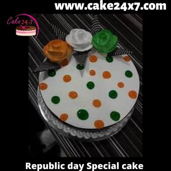 Republic day Special cake 1