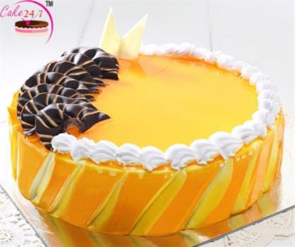 Mango Juicy Cake