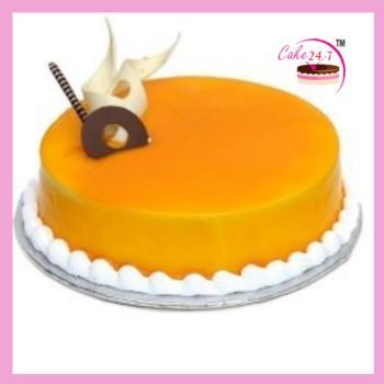 Mango Pulp Cake